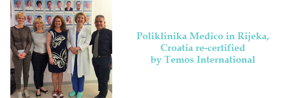 Poliklinika Medico in Rijeka, Croatia re-certified